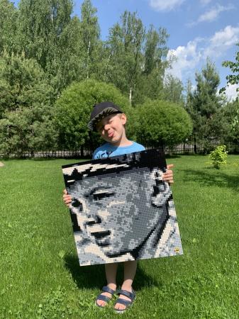 Foto DIY MOZABRICK, Set M, 51x76 cm [5]