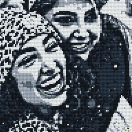 Foto DIY MOZABRICK, Set L, 76x76 cm [9]