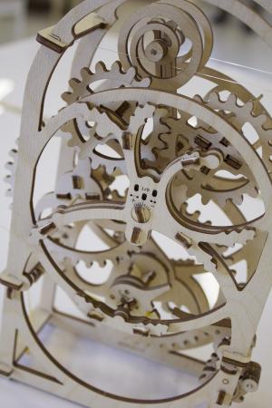 Puzzle 3D Mecanic, Cronograf, 107 piese [3]