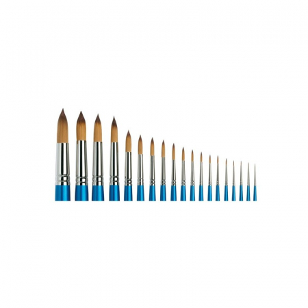 Pensula rotunda Cotman nr. 2 - 1.8 mm [3]