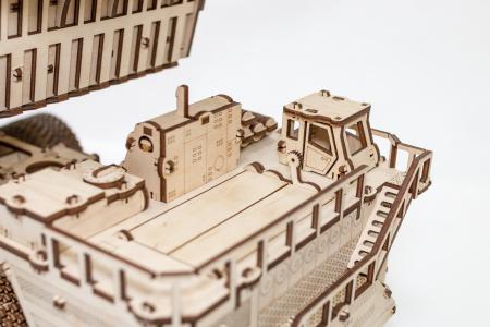 Puzzle 3D Mecanic , Basculanta [3]