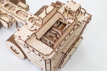 Puzzle 3D Mecanic , Basculanta [1]