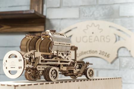 Puzzle 3D Mecanic, Camion UGM-11 Cisterna, 594 piese [8]