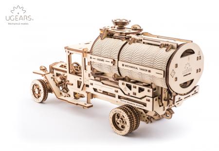 Puzzle 3D Mecanic, Camion UGM-11 Cisterna, 594 piese [1]