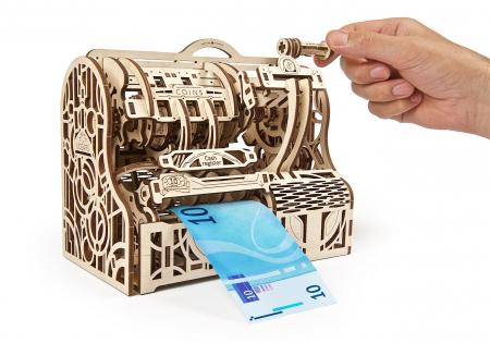 Puzzle 3D Mecanic, Casa de marcat, 405 piese [2]