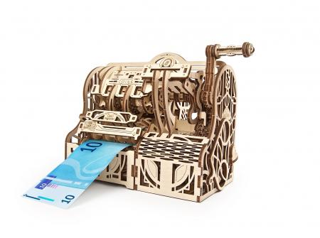 Puzzle 3D Mecanic, Casa de marcat, 405 piese [3]
