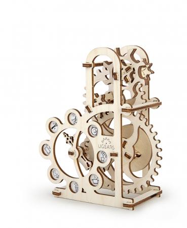 Puzzle 3D Mecanic, Dinamometru, 48 piese [1]