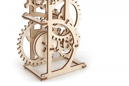 Puzzle 3D Mecanic, Dinamometru, 48 piese [2]
