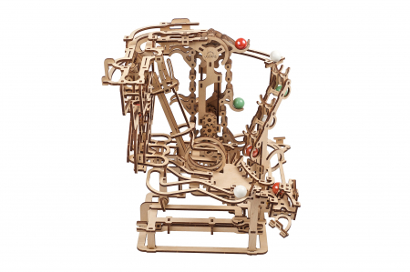 Puzzle 3D Mecanic, Marble Run Chain, 400 piese [11]