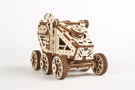 Puzzle 3D Mecanic, Mars Buggy 95 piese [0]