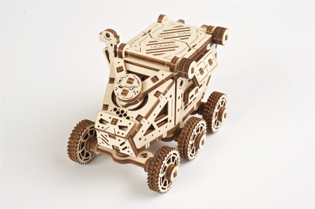 Puzzle 3D Mecanic, Mars Buggy 95 piese [3]