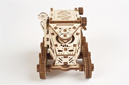 Puzzle 3D Mecanic, Mars Buggy 95 piese [2]