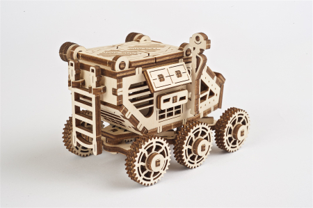 Puzzle 3D Mecanic, Mars Buggy 95 piese [1]