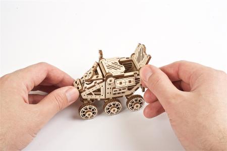Puzzle 3D Mecanic, Mars Buggy 95 piese [4]