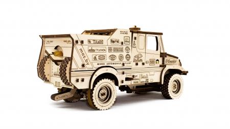 Puzzle 3D Mecanic, Masina off-road MAZ 6440RR [3]
