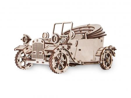 Puzzle 3D Mecanic, Masina Retro [2]