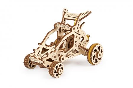 Puzzle 3D Mecanic, Mini Buggy 80 piese [0]