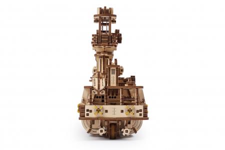 Puzzle 3D Mecanic, Nava de cercetare, 575 piese [5]