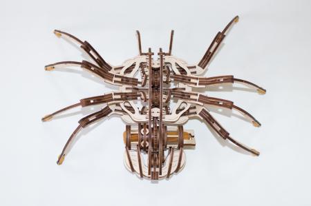 Puzzle 3D Mecanic, Paianjen, 293 piese2