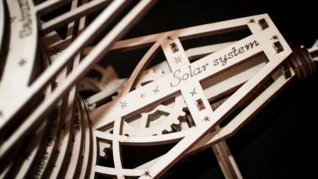 Puzzle 3D Mecanic, Planetarium [5]