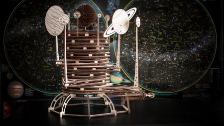 Puzzle 3D Mecanic, Planetarium [1]