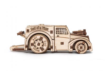 Puzzle 3D Mecanic, Set 5 Vehicule Mecanice [2]