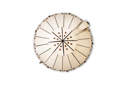 Puzzle 3D Mecanic, Tancul lui Da Vinci [2]