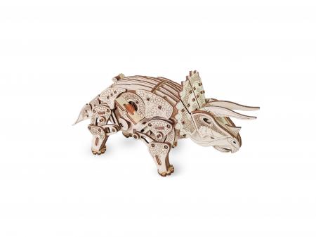 Puzzle 3D Mecanic, Triceraptor [2]