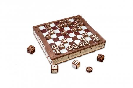 Puzzle 3D, Set de jocuri [1]