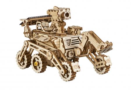 Puzzle spatial, cu baterie solara, Harbinger Rover [0]