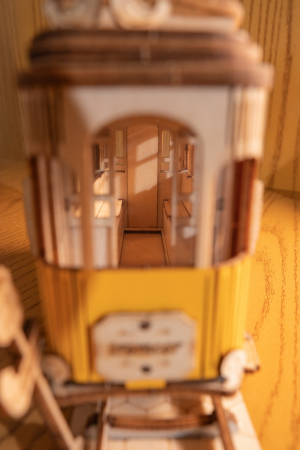 Puzzle 3D, Tramvai, 145 piese [2]