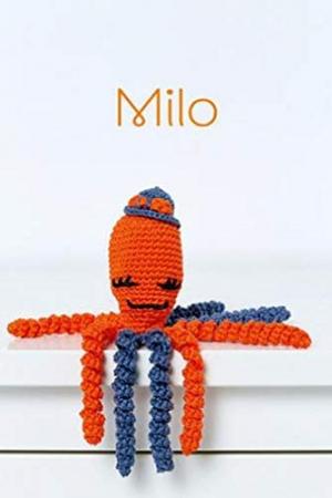 Caracatita Amigurumi, Milo [0]
