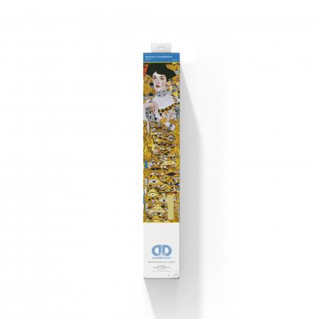 Goblen cu diamante, Femeia in Aur - Klimt 91x67cm [2]