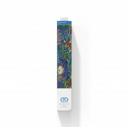 Goblen cu diamante,  Insula de corali, 132x65 cm [2]