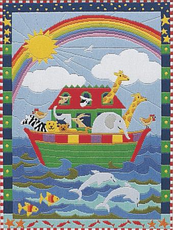 Set broderie, Arca lui Noe [0]