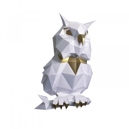 Set origami 3D, Bufnita1
