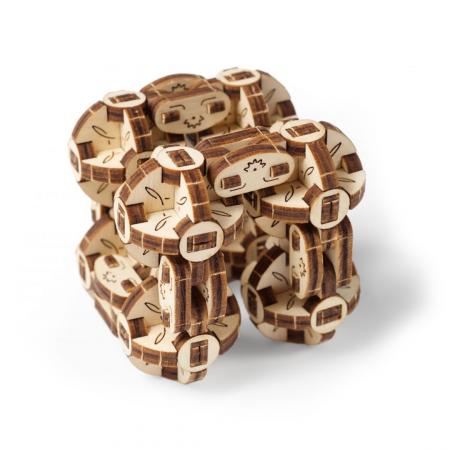 Puzzle 3D Mecanic, Flexi Cubs, 144 piese [0]