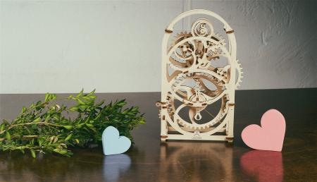 Puzzle 3D Mecanic, Cronograf, 107 piese [4]
