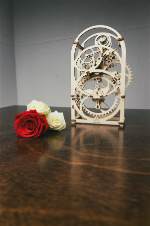 Puzzle 3D Mecanic, Cronograf, 107 piese [7]