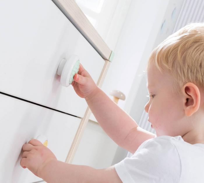 Comoda cu 4 sertare pentru copii, Colectia Montessori [4]