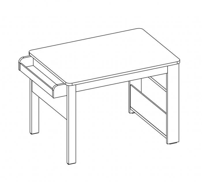 Masa de birou  pentru copii, Colectia Montessori [6]