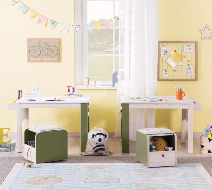 Masa de birou  pentru copii, Colectia Montessori [3]