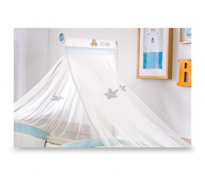 Baldachin pentru pat copii, colectia Cars [0]