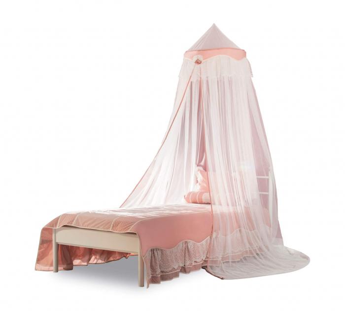 Baldachin pentru pat copii, colectia Rosa [0]