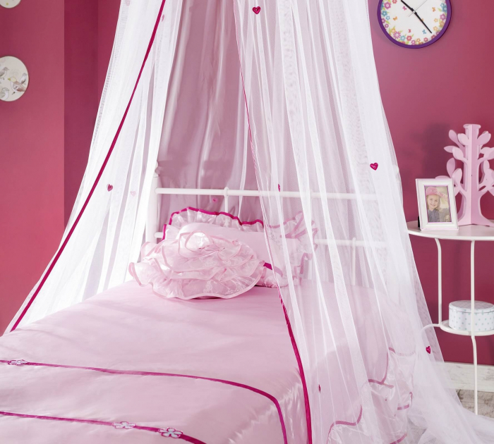 Baldachin pentru pat copii, colectia Lady [3]