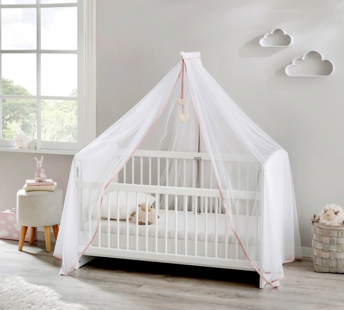 Baldachin pentru pat copii, Little Love Baby [0]
