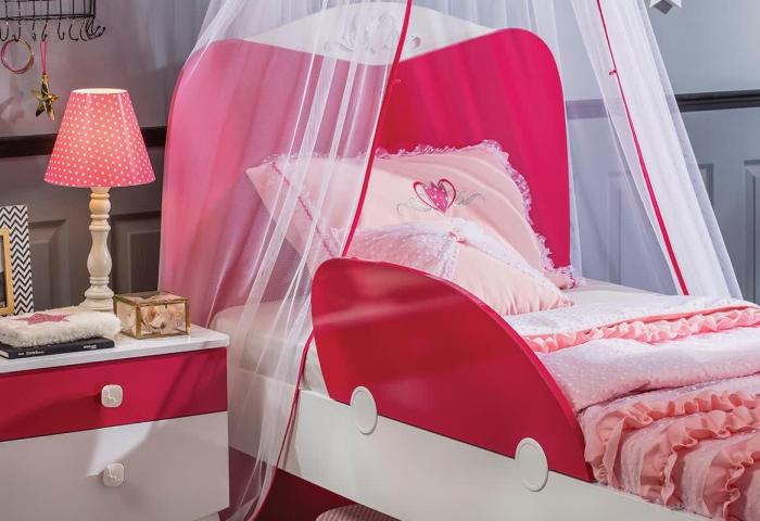 Bara protectie pat pentru camera copii Colectia Yakut [1]