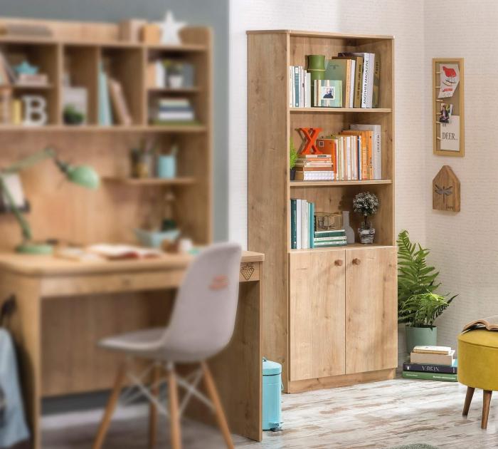 Biblioteca pentru carti, pentru copii Colectia Mocha [1]