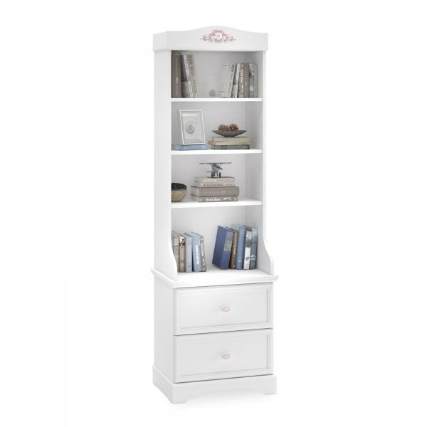 Biblioteca pentru camera fetelor Colectia Rustic White [0]
