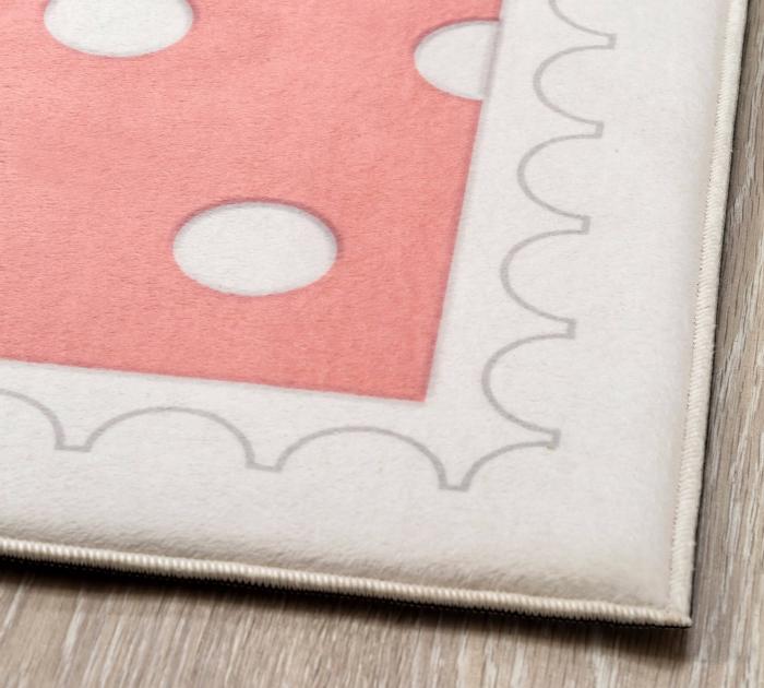 Covor camera copii Soft Happy Carpet100x150 cm [3]